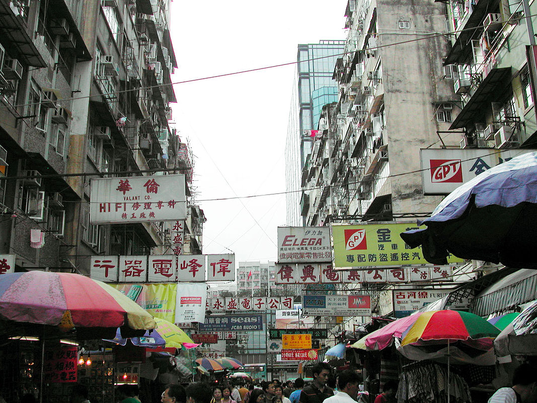 Japanese Nonfiction Review: A Rolling Hong Kong Gathers No Moss